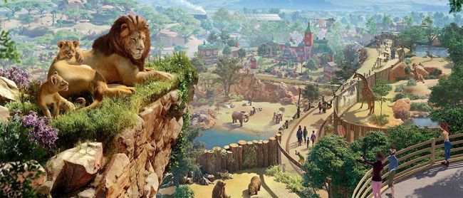 Folkene bag Jurassic World: Evolution afslører Planet Zoo