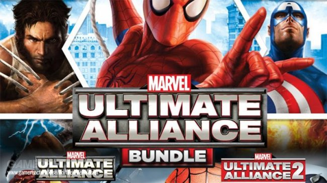 Marvel Ultimate Alliance 1 og 2 bekræftet