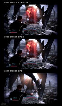 Grafikduel: Mass Effect 3