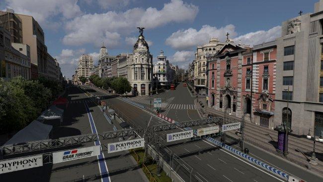 Circuito De Madrid Gran Turismo 5 : Gran turismo billeder