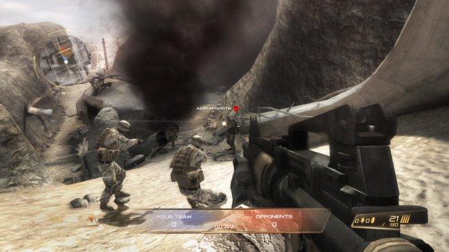 Modern Combat: Domination