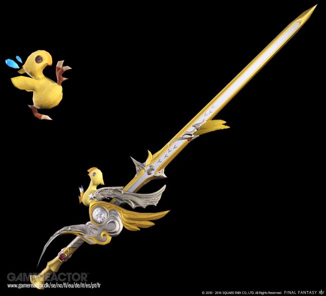 Nye Billeder Fra Final Fantasy Xiv Stormblood