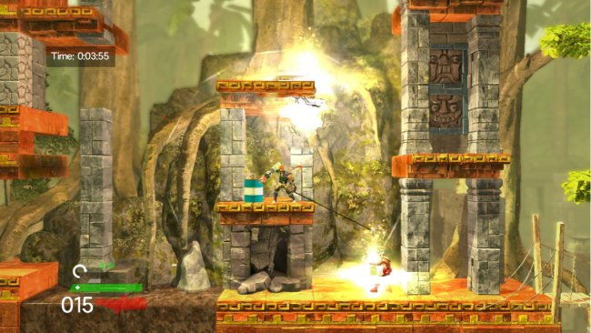 Bionic Commando: Rearmed 2