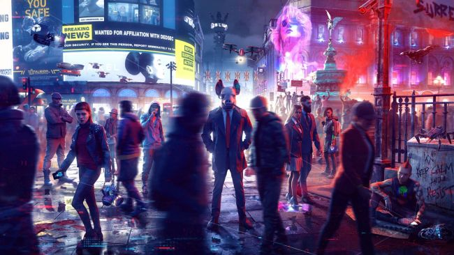 Watch Dogs Legion understøtter også Ray Tracing