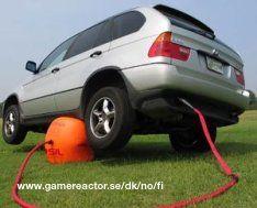 Donkraft til bil