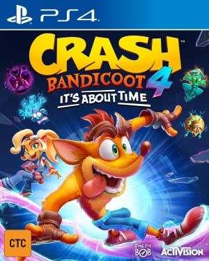 Vi snakker med udviklerne bag Crash Bandicoot 4: It's About Time