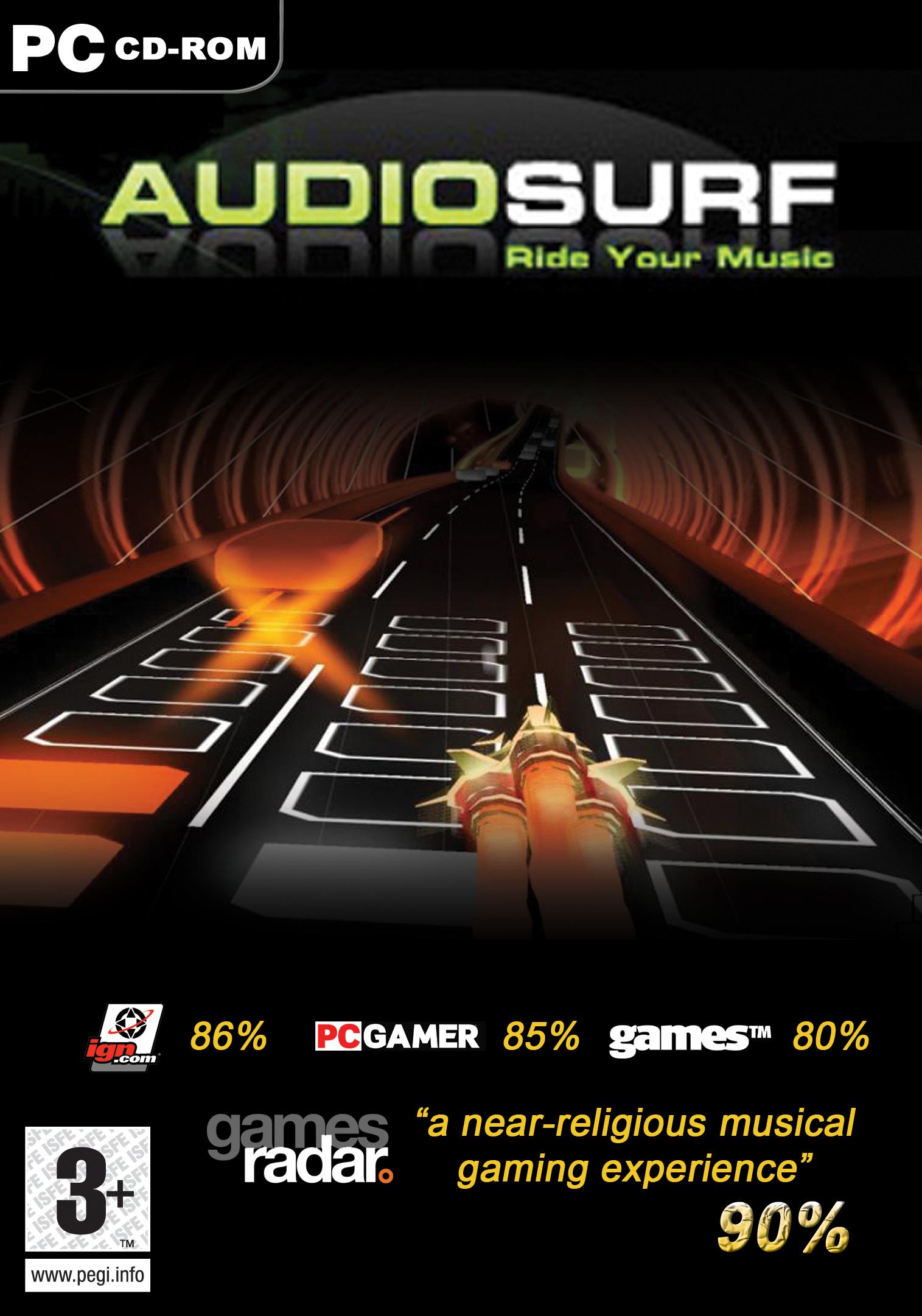 AudioSurf [Full][No Steam][English] Audiosurf_281561b