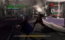 Devil May Cry 4-billeder