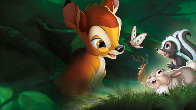 Disney er i gang med live-action remake af Bambi i stil med Lion King