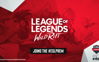 ESL Premiership afholder League of Legends: Wild Rift-turnering
