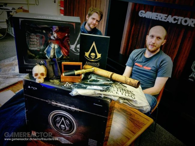 I dag i Gamereactor Live - Assassin's Creed IV: Black Flag