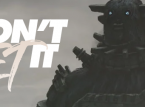 I don't get it: Shadow of the Colossus
