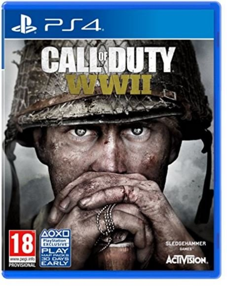 Call of Duty: WWII har eksklusivt indhold på PlayStation