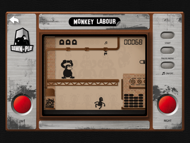 Monkey Labour