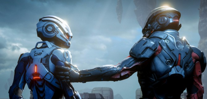 Fifty Shades of Ryder - Romantik i Mass Effect: Andromeda