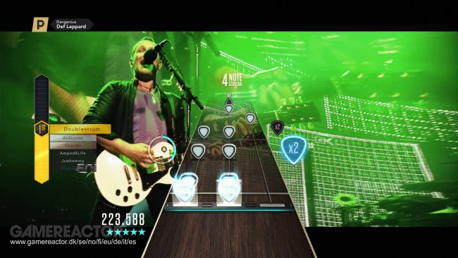 Activision sagsøges for at lukke Guitar Hero TV