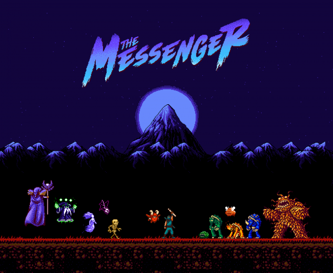 The Messenger in arrivo su Switch a fine mese