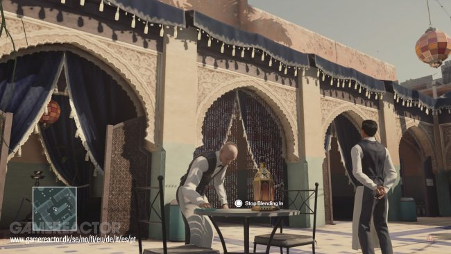 Hitman - Marrakesh