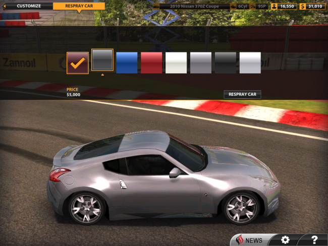 Real Racing 2 HD