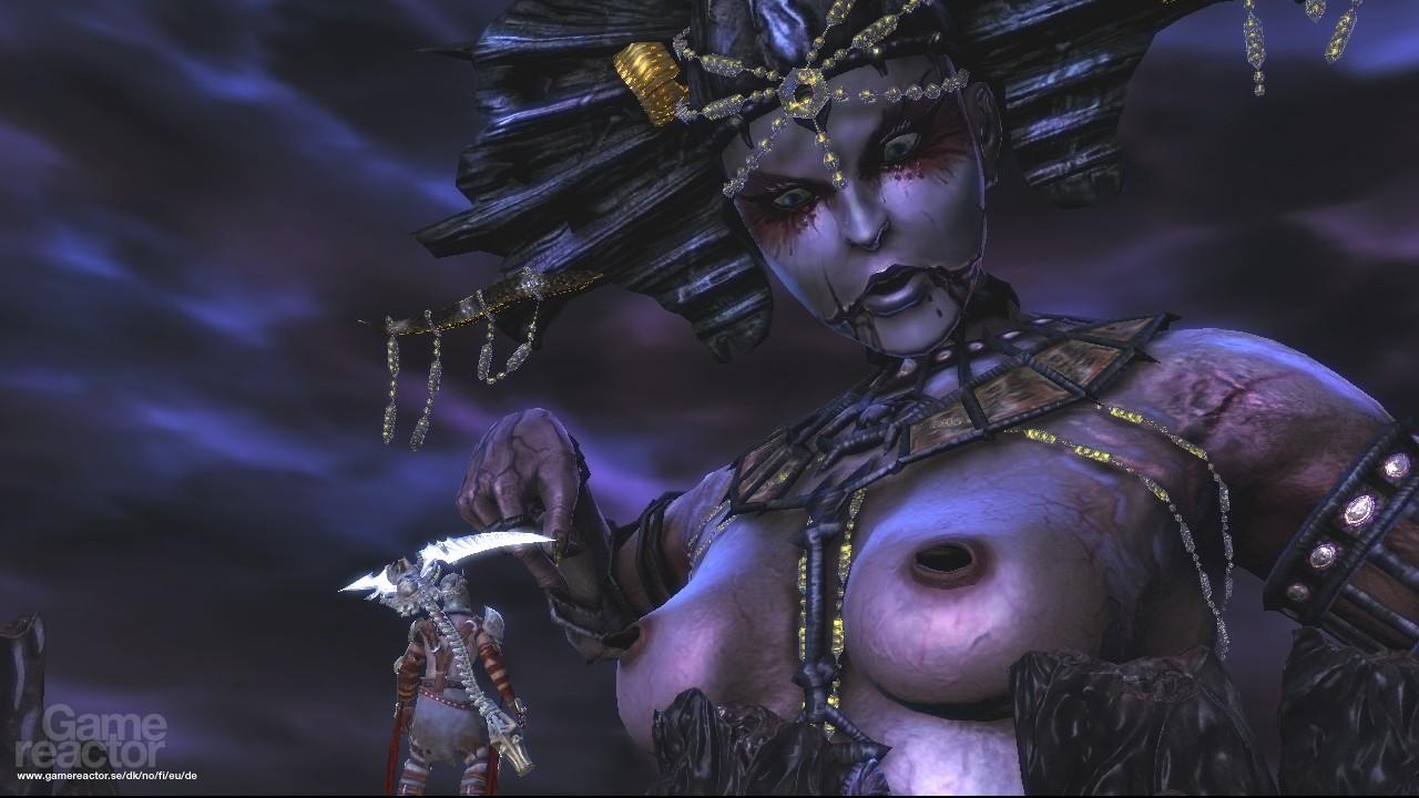 Dantes inferno wife naked — photo 5