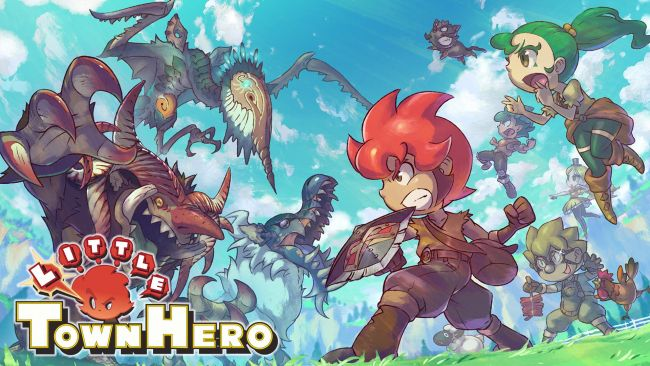 Little Town Hero kommer officielt til PlayStation 4 i vesten
