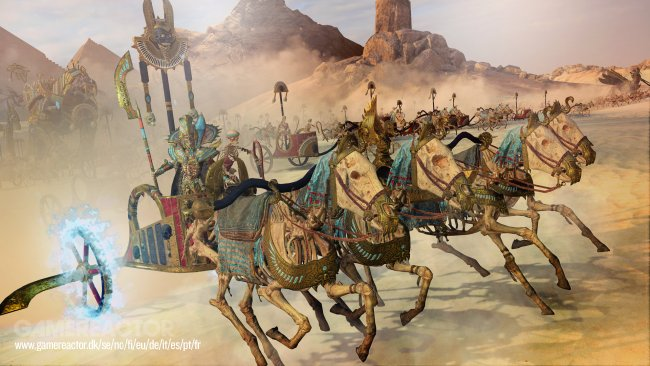 Total War: Warhammer II - Tomb Kings
