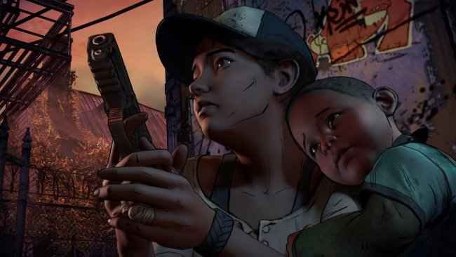 The Walking Dead: The Telltale Series - A New Frontier - Episode 1-2