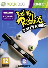 Raving Rabbids: Alive and Kicking