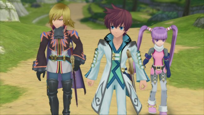 Tales of Graces F
