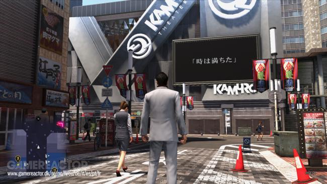 La demo di Yakuza 6: The Song of Life è di nuovo disponibile su PS Store