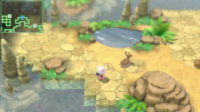 Pokémon Brilliant Diamond/Shining Pearl