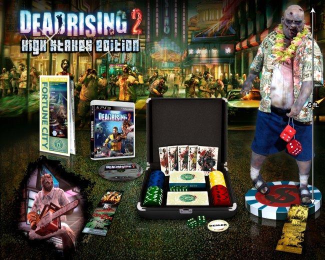Capcom анонсировали Dead Rising 2 High Stakes Edition и сказали, что на это
