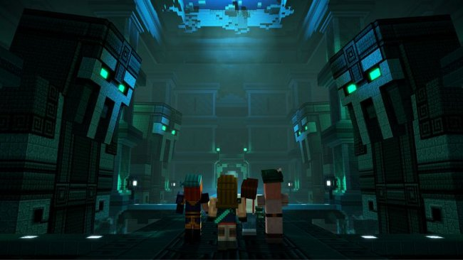 Il secondo di Minecraft: Story Mode - Stagione 2 riceve un nuovo trailer