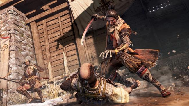 Se 12 minutters gameplay fra Sekiro: Shadows Die Twice