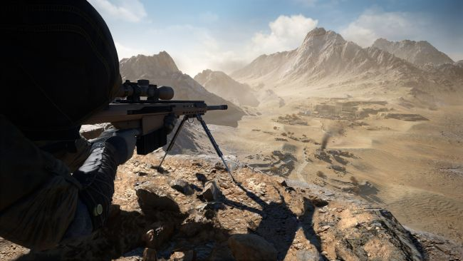 Sniper Ghost Warrior Contracts 2 er blevet forsinket til PS5