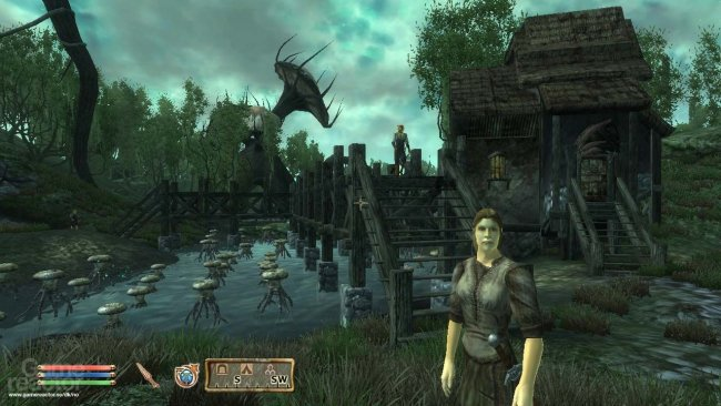 The Elder Scrolls IV: Oblivion: Shivering Isles