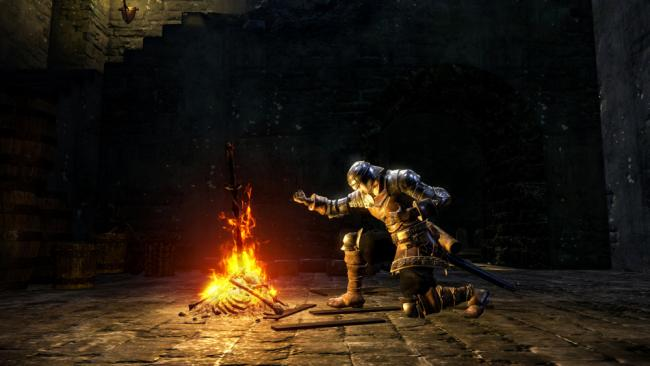 Vi anmelder Dark Souls: Remastered til Switch