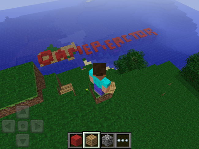 how to play multiplayer on survivalcraft ipad