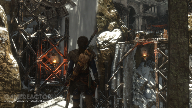 Rise of the Tomb Raider på PC opdateret