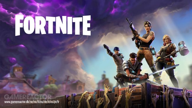 Fortnite lader til at have tændt for PS4/Xbox One Crossplay igen