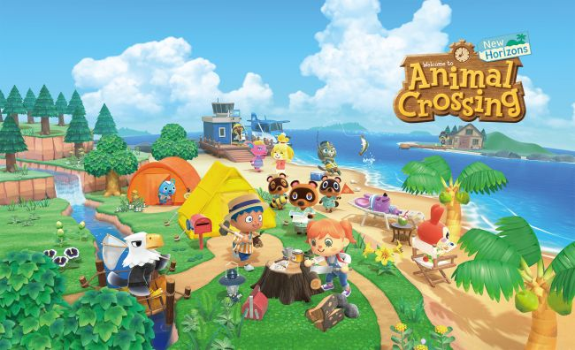 Se hele Animal Crossing: New Horizons Direct-udsendelsen her