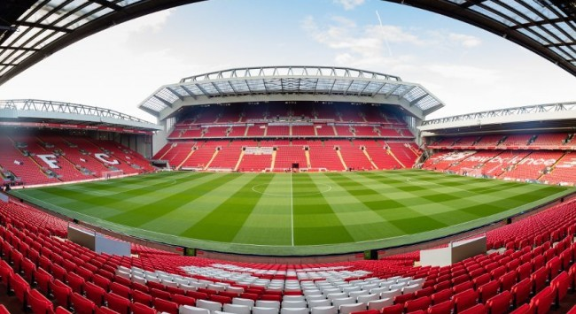 Anfield is ready for the European PES League finals