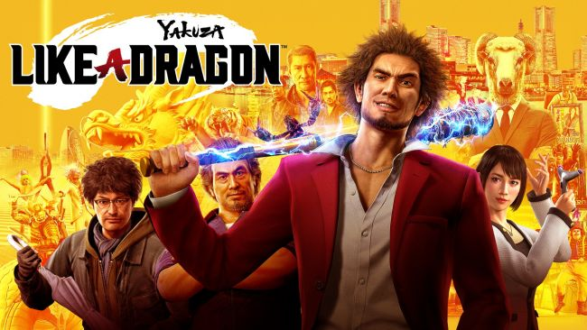 Yakuza: Like a Dragon får PlayStation-lanceringsdato