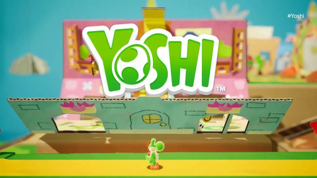 Svelato il nome ufficiale del nuovo gioco di Yoshi