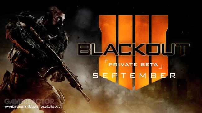 Ecco le date della beta di Call of Duty: Black Ops 4 e Blackout