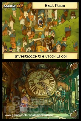 Professor Layton and the Lost Future