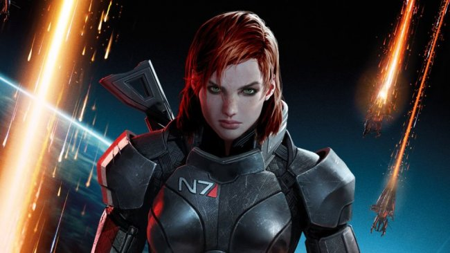 Mass Effect Legendary Edition har en Photo Mode