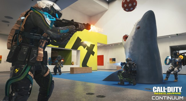 Pros express concern over Infinite Warfare's snaking