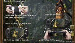 Uncharted: Golden Abyss-billeder