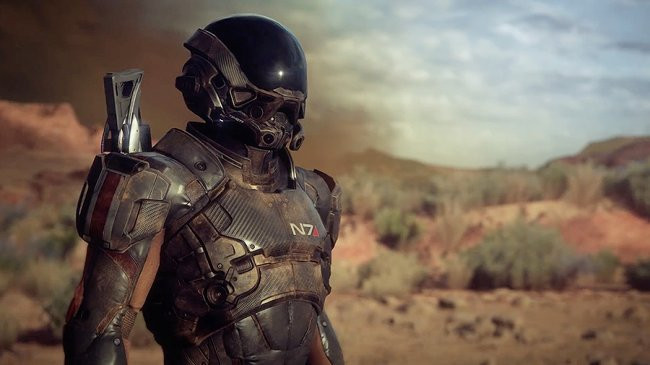 Mass Effect: Andromeda dropper Renegade/Paragon-systemet